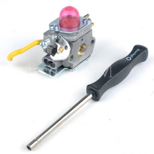 """Carburetor For Craftsman 17"""" 25cc 358.795543 Weed Eater"""