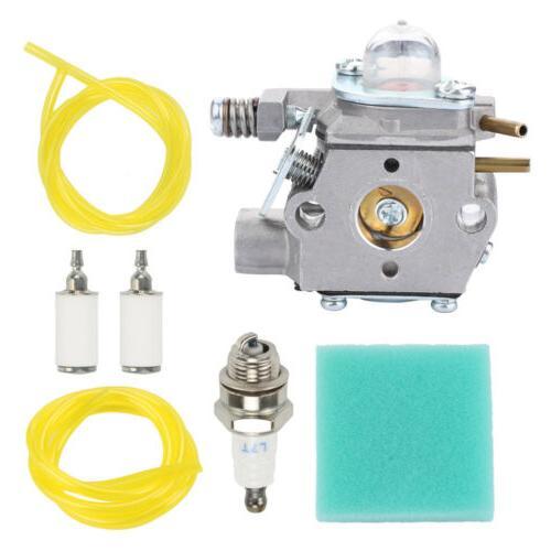 Carburetor kit for Poulan Weed Eater 530069990 530069754 530