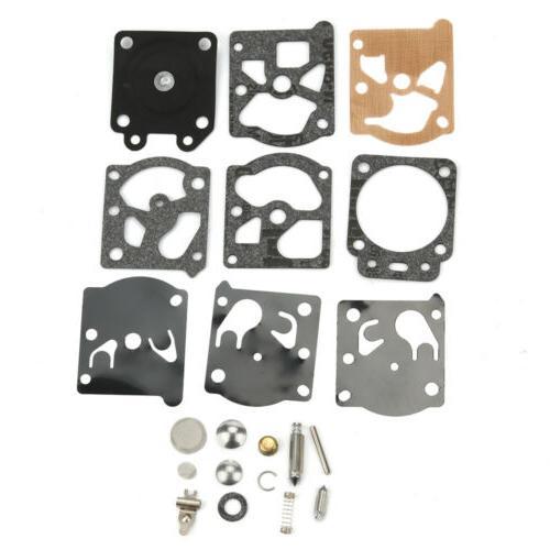 Carburetor Rebuild Kit For Poulan Weed Eater TE400CXL TE500C