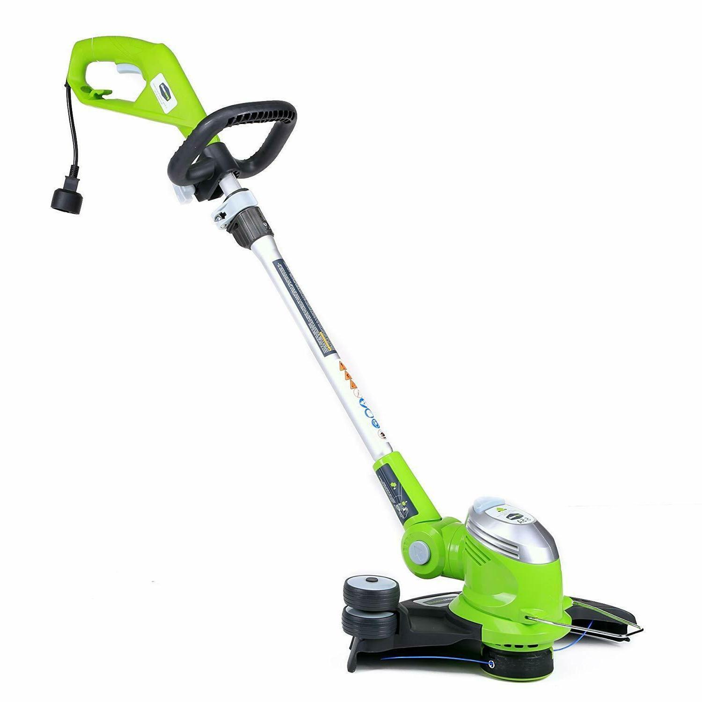 GreenWorks Electric Trimmer Grass
