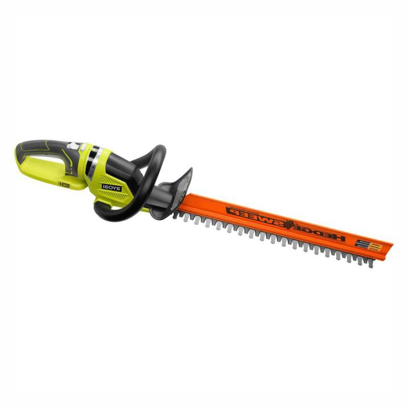 Cordless Hedge Trimmer in. 18V Blades Lawn TOOL ONLY