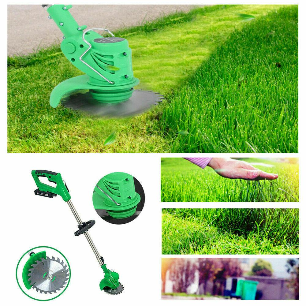 Cordless Electric Grass Weeds Lawn Edger Weed Eater
