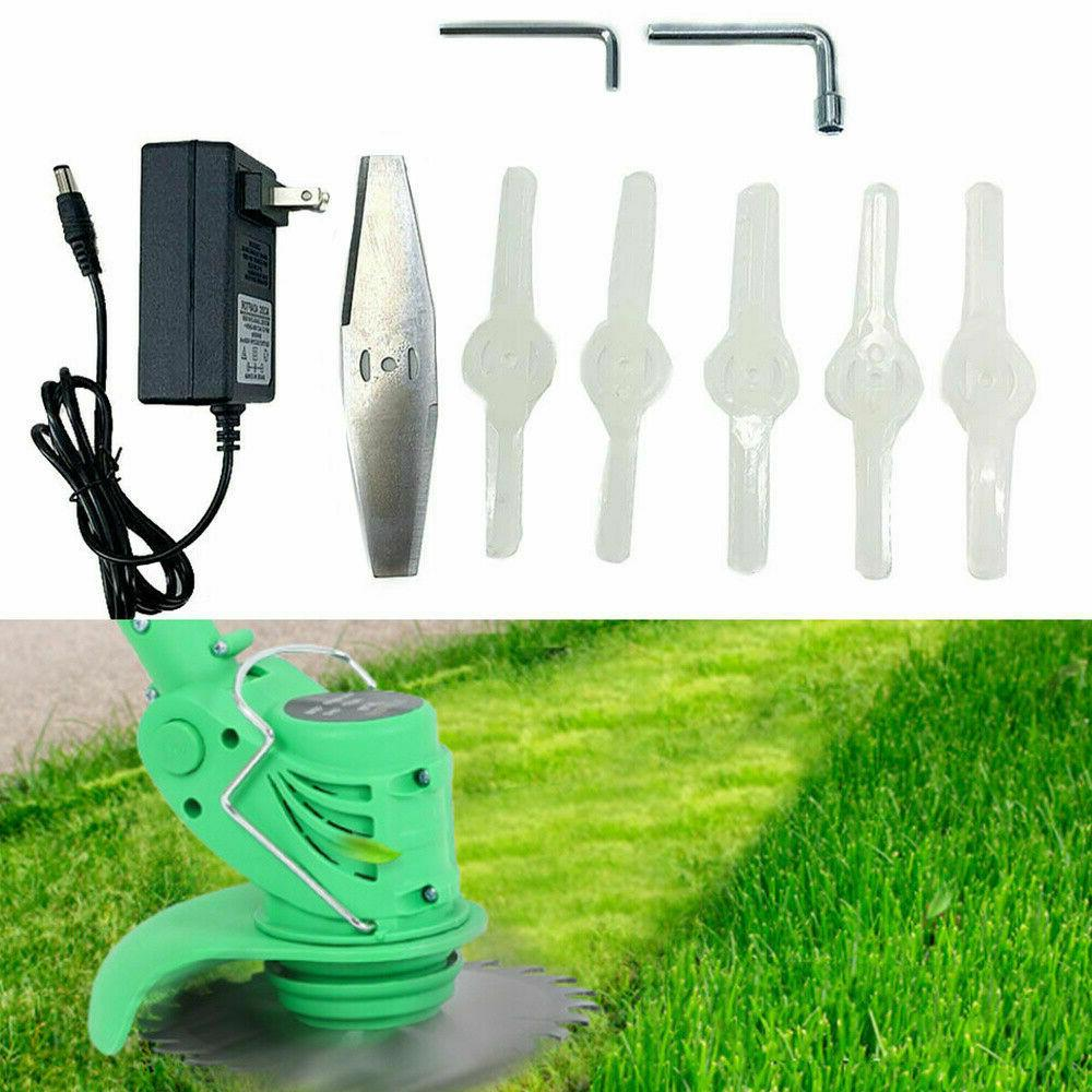 Cordless Weeds Lawn Trimmer Weed Blade