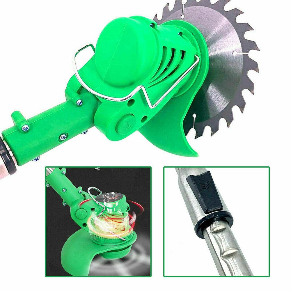 Cordless Powerful Electric Grass Weeds Trimmer Weed Eater