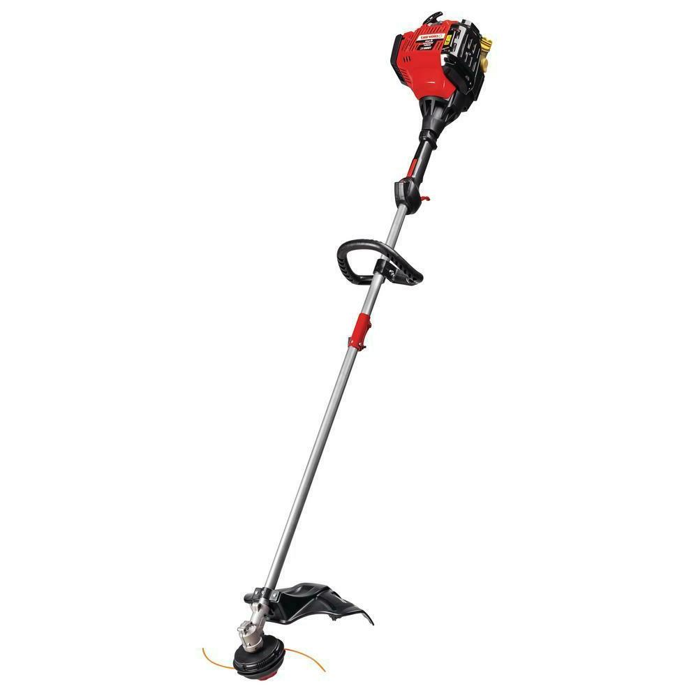 Straight Shaft Trimmer Gas Weed Eater 30 CC Wacker Edger Tro