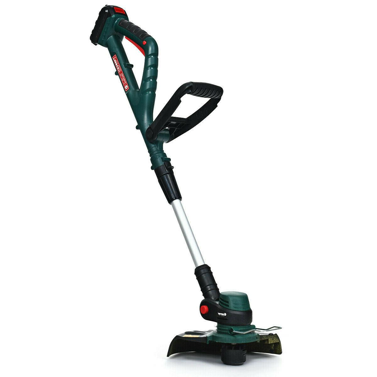 Cordless String Weed Eater Grass Battery
