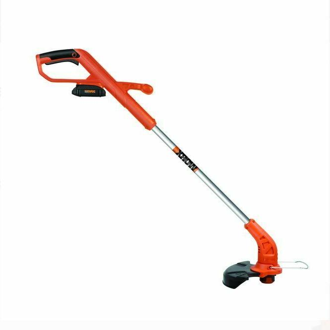 Cordless String Edger Work Weed Eater w Battery Tool