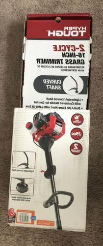 Curved Shaft Gas String Trimmer Grass Edger Lawn Weed Wacker