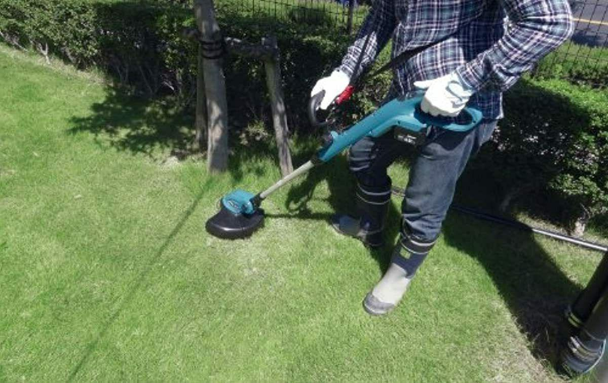 Electric Trimmer Weed Telescoping Makita