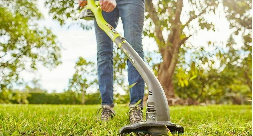 Electric Weed Eater Wacker String Blower