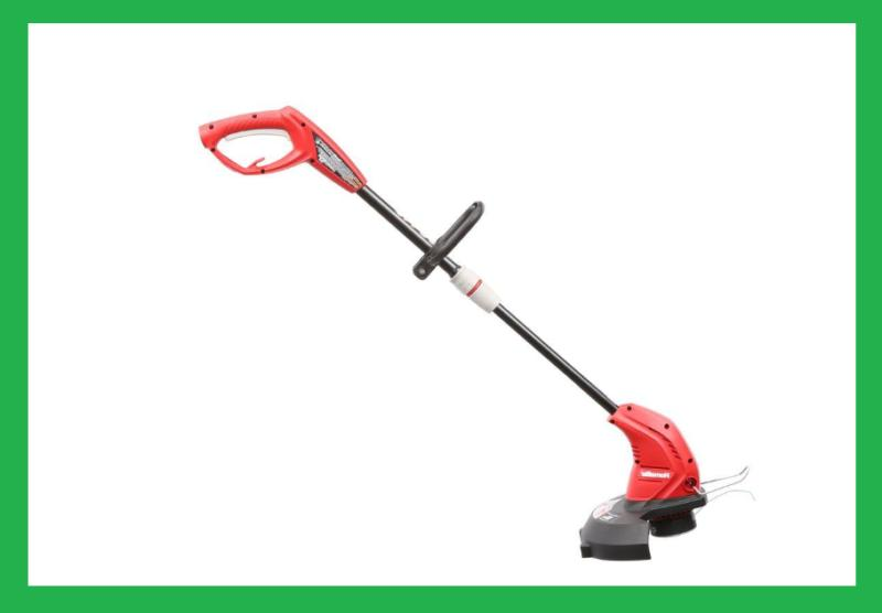 electric string trimmer edger weed eater wacker