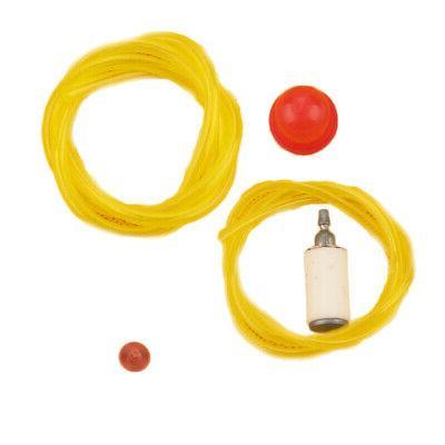 Fuel Filter Line Primer Bulb Kit Replace For Craftsman Weed
