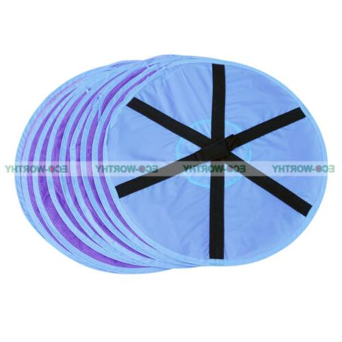 Hydroponic Plant Heavy Duty Tier 60cm Drying Shelf Net