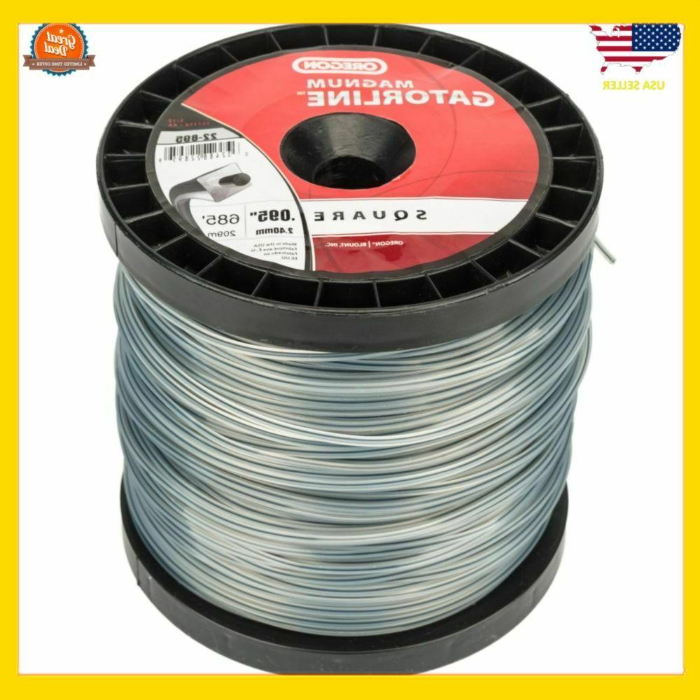 """NEW Weed Eater String Pro Heavy Duty .095"""" x 685' Reinforced"""