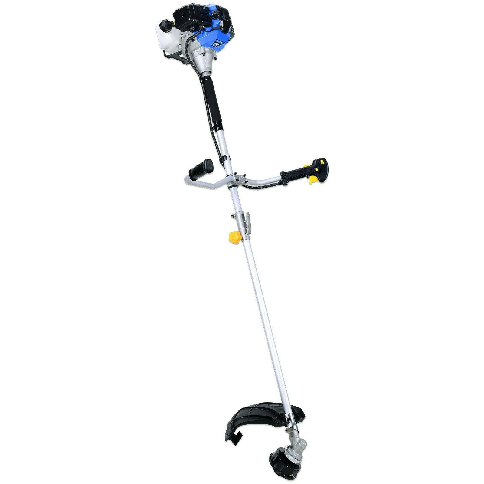 straight shaft trimmer gas weed eater brush