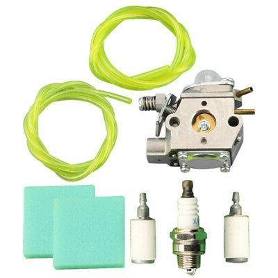 Carburetor Spark Plug Kit For Weed Eater XT200 XT25 XT250 XT