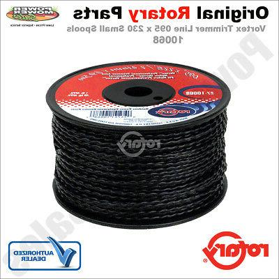 Black Rotary Vortex Trimmer Line 095 x 230, Small Spool 1006