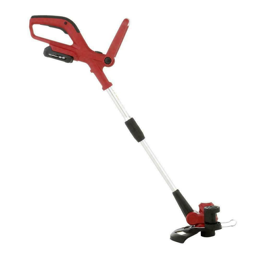 Weed Eater Cordless Trimmer Edger Battery Powered Charger