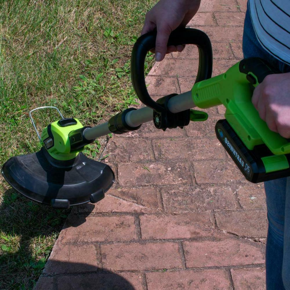 Weed Trimmer 2 Ah Battery 10