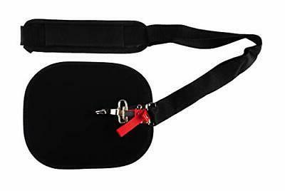 weed eater harness strap single shoulder arm