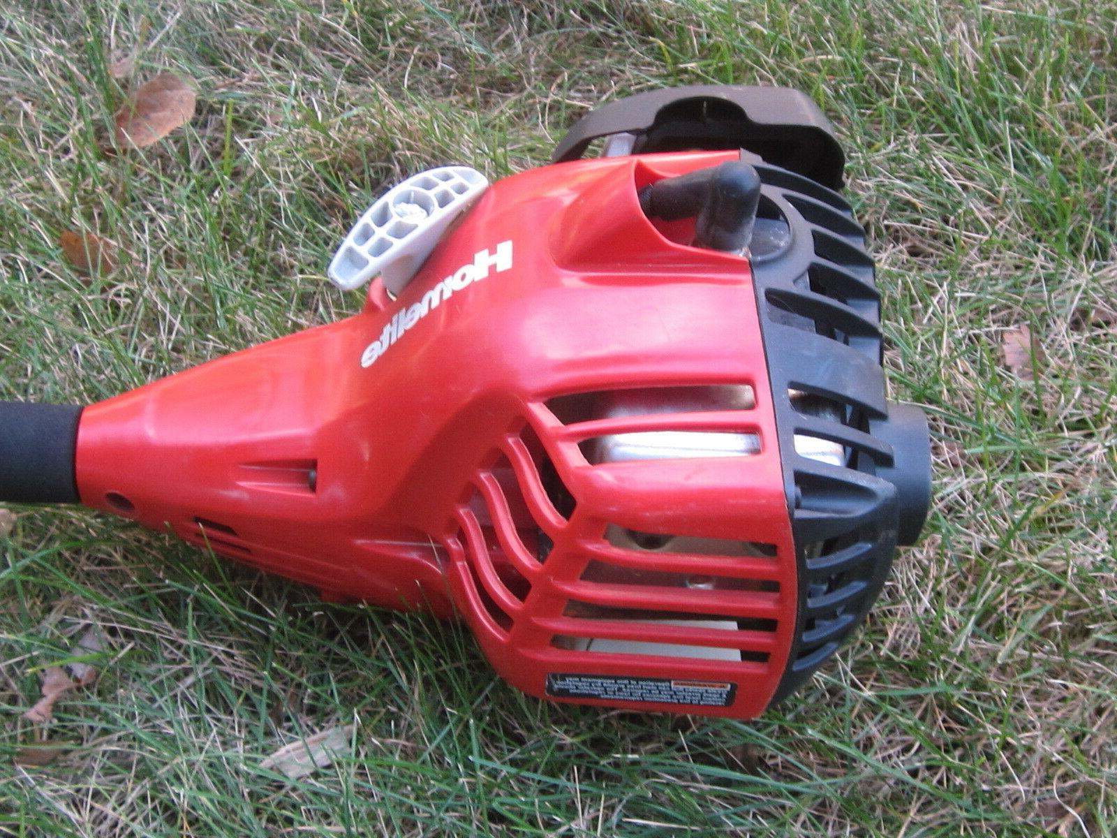Homelite 26cc Powered 17 in. Shaft Trimmer
