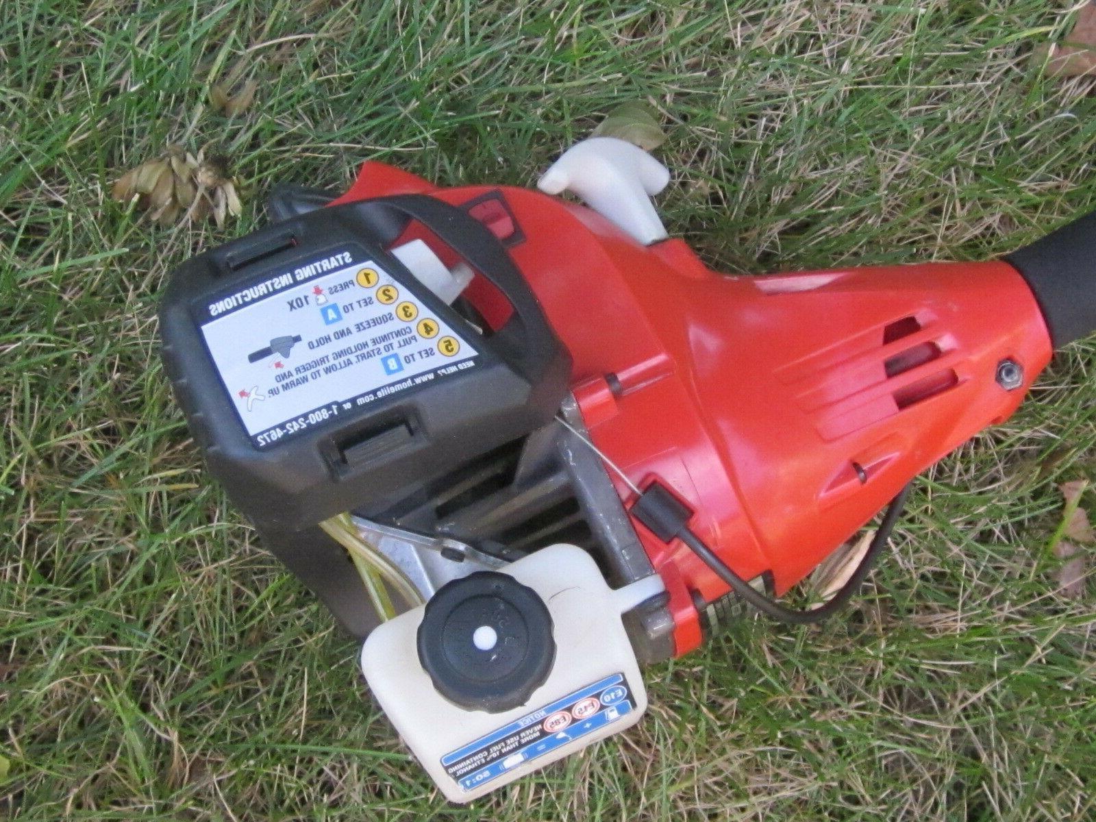 Homelite ZR33650 26cc Powered Shaft Trimmer