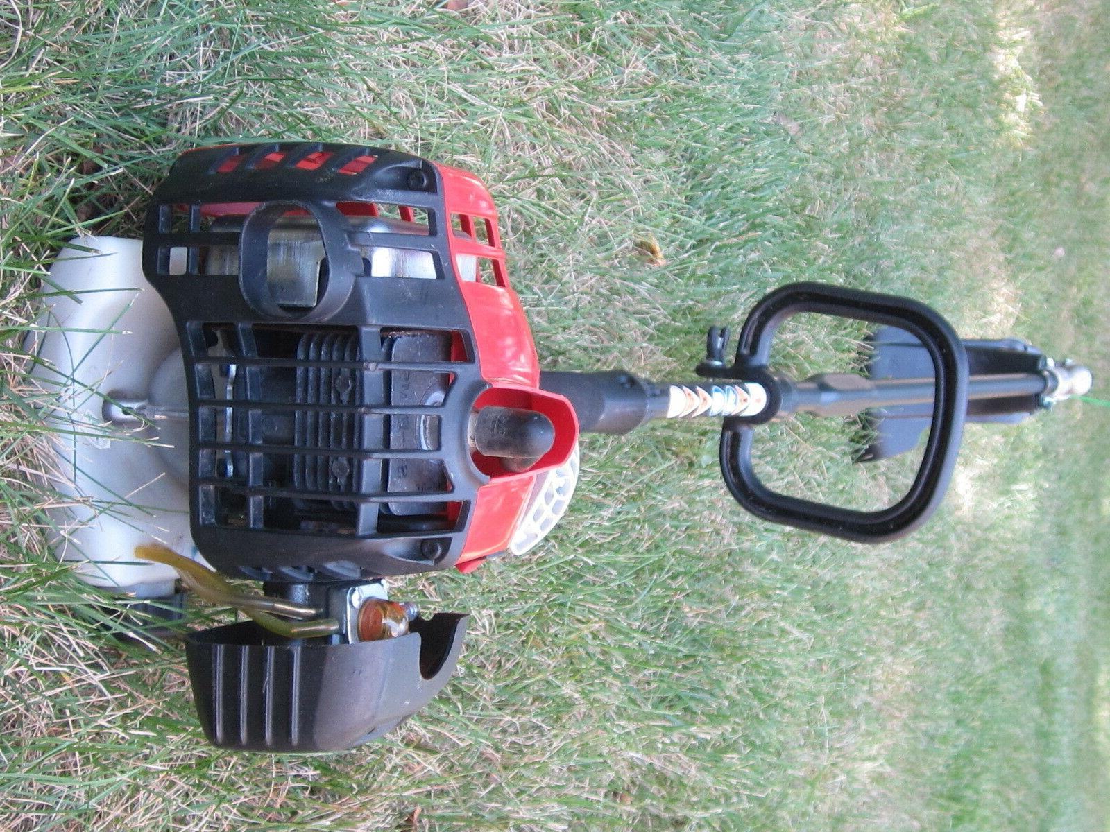 Homelite 26cc Gas Powered in. Straight Shaft Trimmer