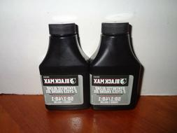 Lot 2 Poulan Pro Weed Eater 40:1 Synthetic Engine Oil 2-Stro