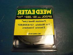 NEW WEED EATER 065 TRIMMER SPOOL FITS 509 807 1214 ELECTRIC