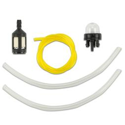 New Primer Bulb Fuel Filter Line For Weed Eater Ryobi Ryan P