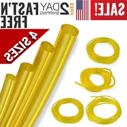 Petrol Fuel Line Hose Gas Pipe Tubing For Trimmer Chainsaw B