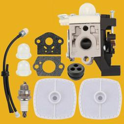 Premium Weed Eater Edger Carburetor Kit With Bulb For Echo S