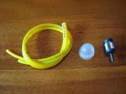 Primer Bulb for Zama Carburetor Poulan Weedeater with Fuel l