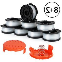 Replacement Spool For AF-100 Black and Decker Weed Eater Spo