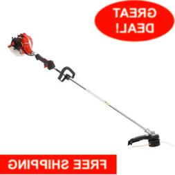 Straight Shaft Trimmer Gas Weed Eater Professional 21.2CC Sp