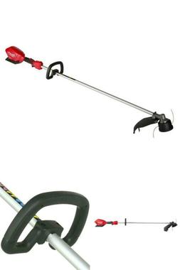 String Grass Trimmer Straight Shaft Weed Eater Cutter Heavy