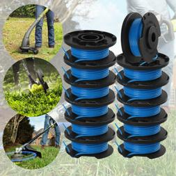 String Trimmer Replacement Spools Line Weed Eater Edger For