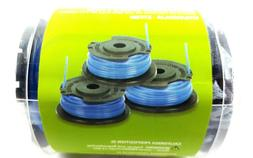 Greenworks String Trimmer Single Line Replacement Spool 3-Pa
