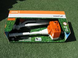 Stihl toy string trimmer, weed eater, line trimmer, brush cu