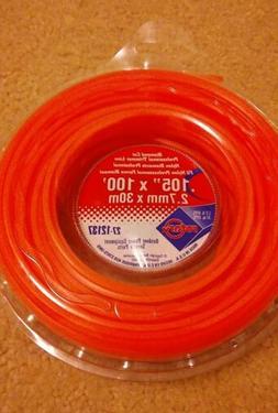 trimmer line .105 x 100' weedeater line string trimmer strin