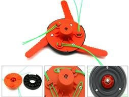 Universal Trimmer Head Blade String Trimmer Replacement Gas
