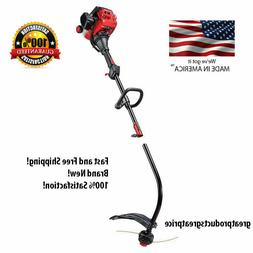 Weed Eater 2-cycle 17-in Gas String Trimmer Weedwacker Edger