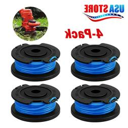 """For Greenworks Weed Eater 29252 29092 0.065"""" Trimmer Spool L"""