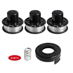 Weed Eater Spools Compatible with Black and Decker RS-136 ST