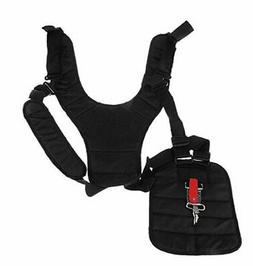 Weed Eater Strap Double Wacker Shoulder Harness Compatible W