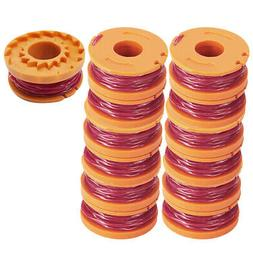 Weed Eater Trimmer spool Gardening 13pcs Line Cap Cover For