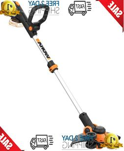 WORX 20V Cordless String Trimmer Weed Eater Edger 12-Inch TO