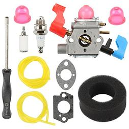 Harbot WT-784 Carburetor with Air Filter Tune Up Kit for Pou